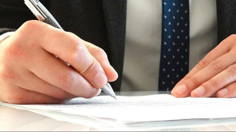 как написать гарантийное письмо об оплате услуг