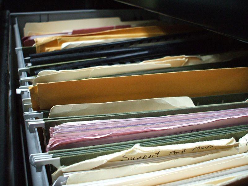 какие документы должны быть в личном деле сотрудника