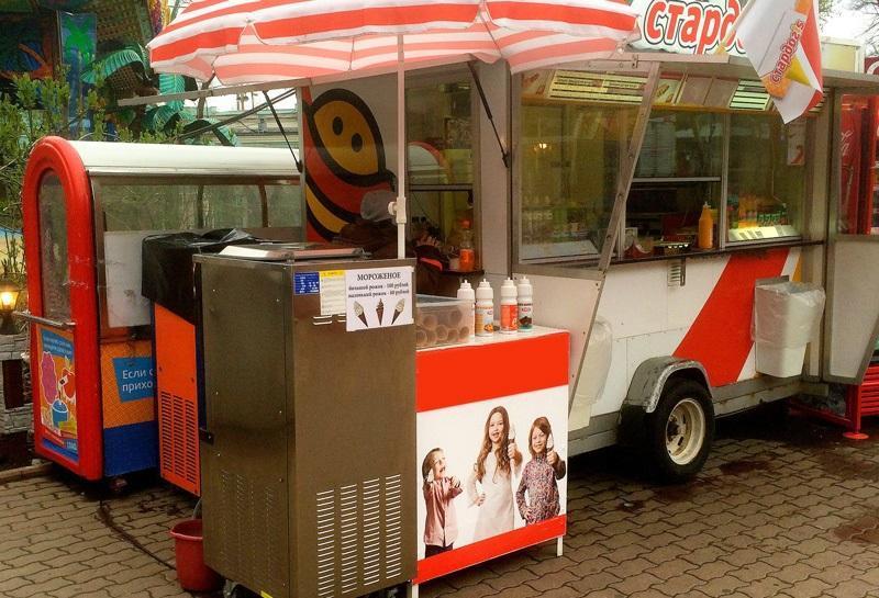 мягкое мороженое бизнес план