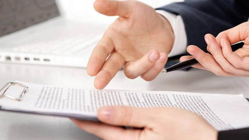 Дефектовочный акт: процедура подписания