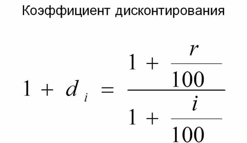 Что такое коэффициент дисконтирования и как его рассчитать