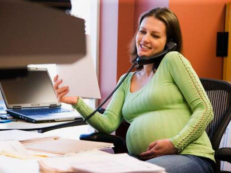когда с какой недели беременности уходят в декрет