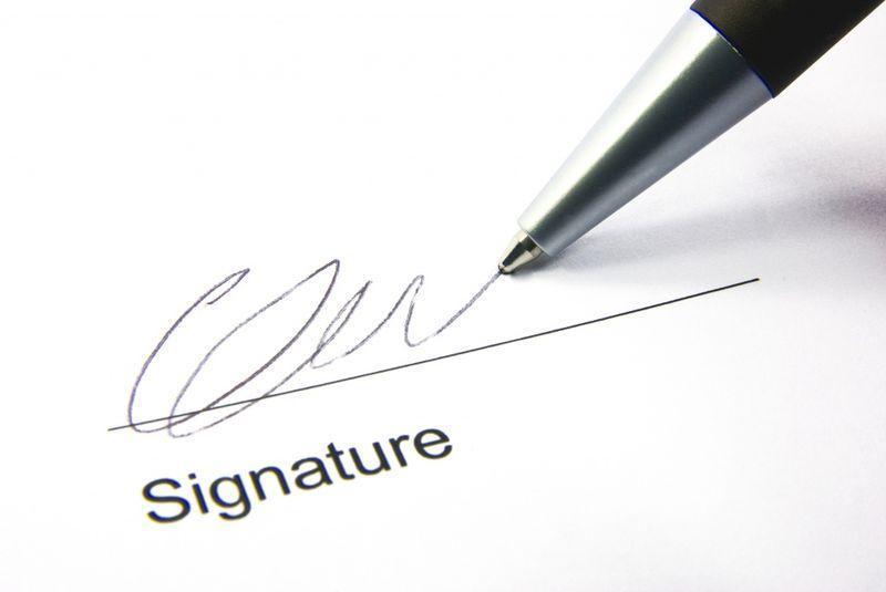 Образец Приказа о Праве Подписи