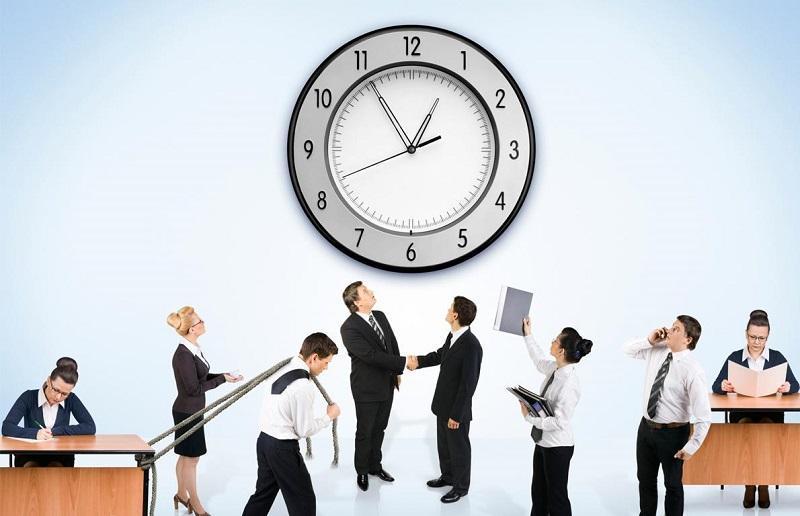 Изменение графика работы по инициативе работодателя и работника