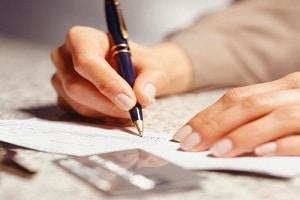 образец заявления о государственной регистрации юридического лица при создании