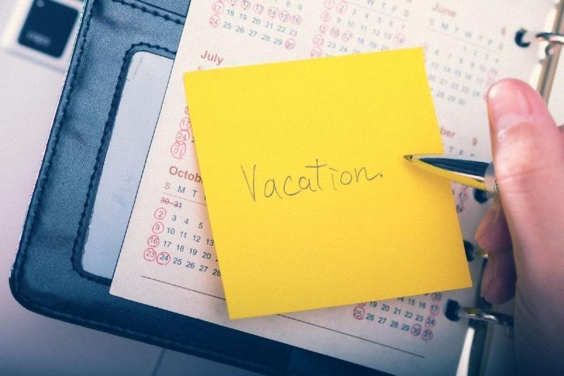 отпуск по основному месту работы и совместительству в другой организации