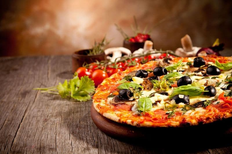 франшиза пиццерии