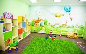 детский сад комарик франшиза