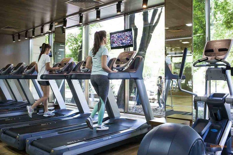 открыть фитнес клуб по франшизе