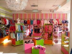 франшиза интернет-магазина детской одежды стоимость