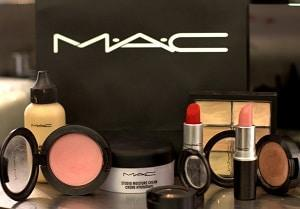 Mac косметика франшиза