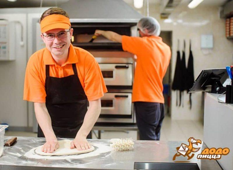 франшиза додо пицца купить