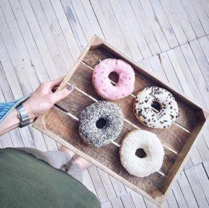 франшиза пончик вагончик