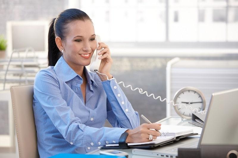 как правильно разговаривать с клиентом по телефону
