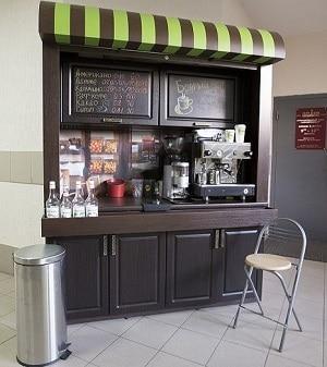 открыть франшизу кофейни бодрый день