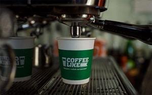 стоимость франшизы кофе лайк