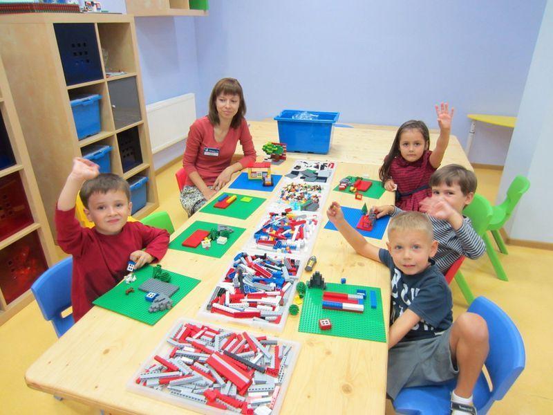 детский центр франшиза