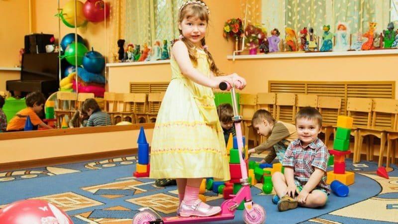 франшиза развивающего детского центра