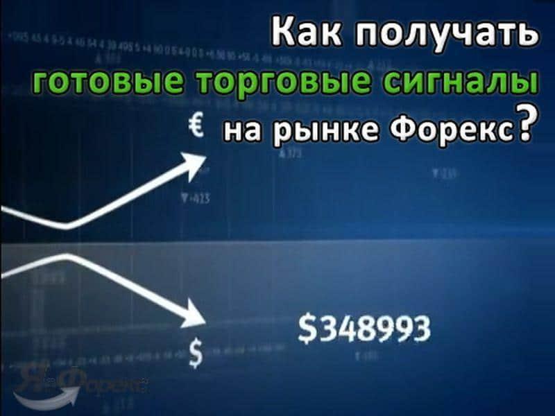 бесплатные торговые сигналы форекс в реальном времени