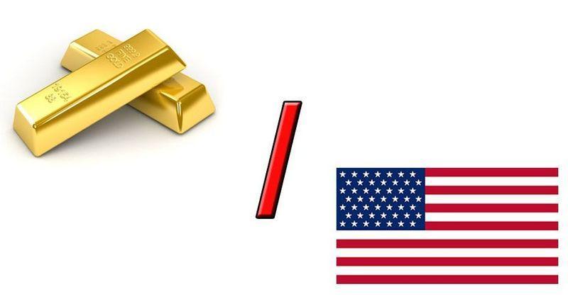 торговля на форекс золотом